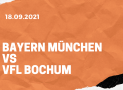 FC Bayern München – VfL Bochum Tipp 18.09.2021