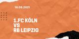1. FC Köln – RB Leipzig Tipp 18.09.2021