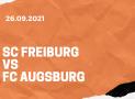 SC Freiburg – FC Augsburg Tipp 26.09.2021