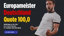BildBet mit 100er Quote auf deutschen EM-Sieg