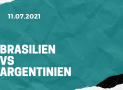 Argentinien – Brasilien Tipp Copa America Finale 11.07.2021