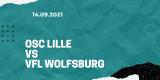 Lille OSC – VfL Wolfsburg Tipp 14.09.2021
