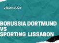 Borussia Dortmund – Sporting Lissabon Tipp 28.09.2021